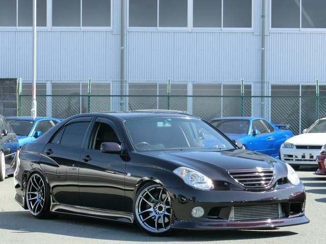 Toyota Verossa sister car of Mark-II iR-V for drift. Direct export from Japan