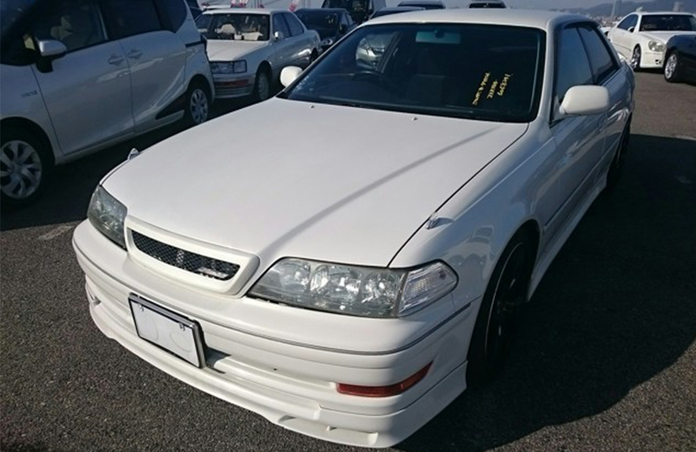 Toyota Mark-II Mark-2 Tourer-V exported from Japan