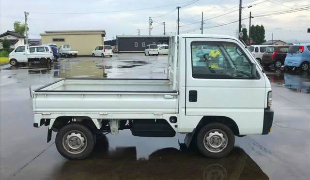 Honda Acty second gen can be exported from Japan