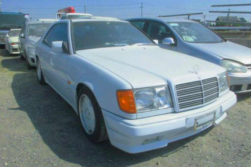 1988 Mercedes-Benz 300CE 3.2 (AMG) exported by Japan Car Direct
