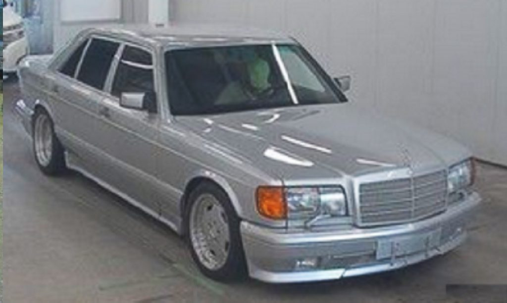 1991 Mercedes-Benz 560 SEL 6.0 AMG exported by Japan Car Direct
