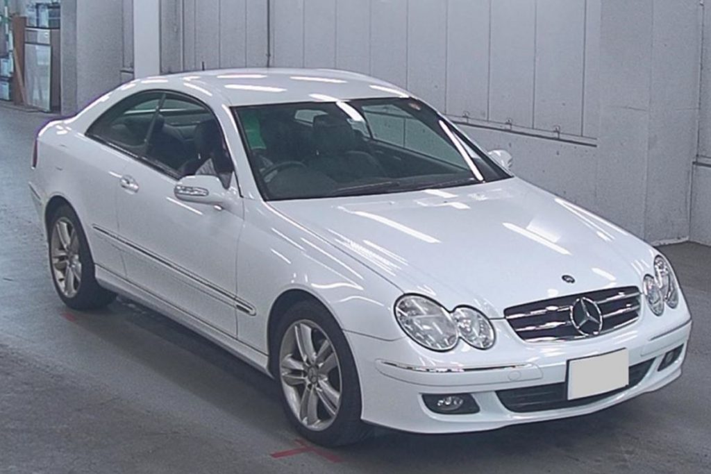 2004 Mercedes-Benz SL55 AMG exported by Japan Car Direct