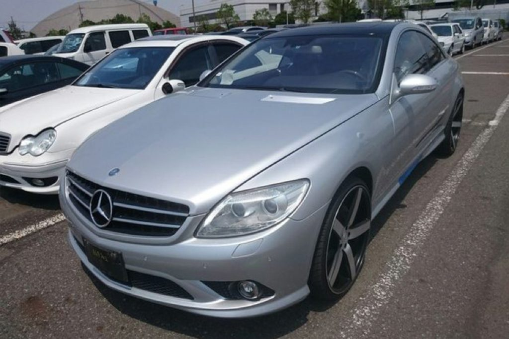 2007 Mercedes-Benz CL550 AMG Sports exported by Japan Car Direct