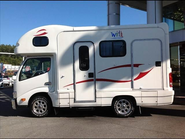 Toyota Camroad Camper Motor Home import from Japan
