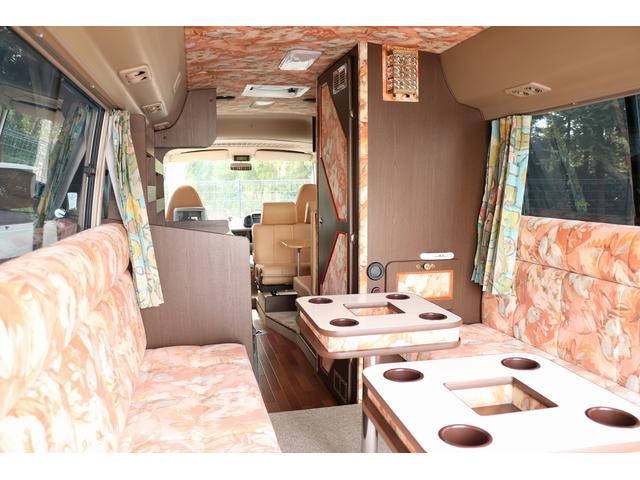 Toyota Coaster Bus Camper Conversion with toilet from Japan