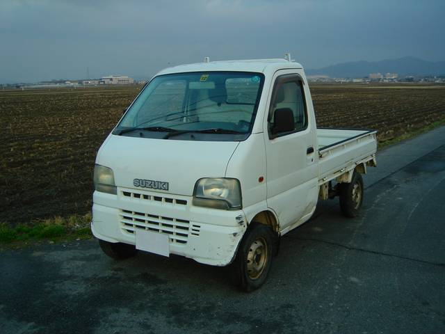 Suzuki Carry Mini Truck buy in Japan
