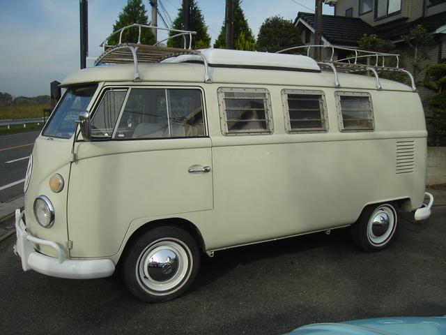 VW Type 2 first series for sale and export from Japan