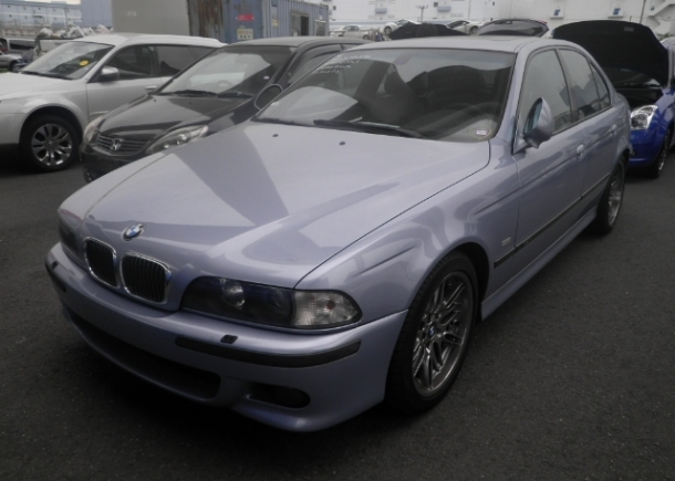 2000 BMW M5 exported by Japan Car Direct