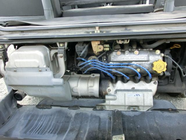 Clover Four Engine in Sambar van used car from Japan