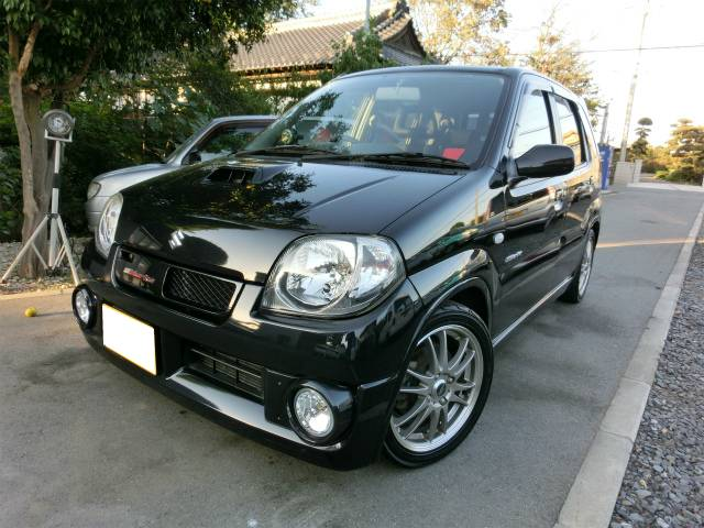 Kei Sports 4 Suzuki Kei Works can import from Japan