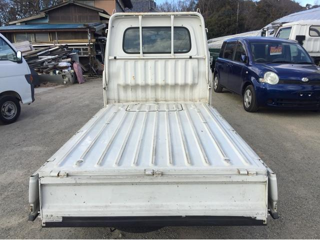 Minitruck Options Article One PHOTO 6. Minitruck bed opens all sides. Import one from Japan