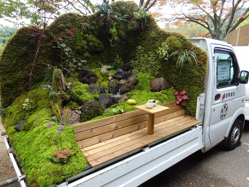 Import minitruck with option from Japan