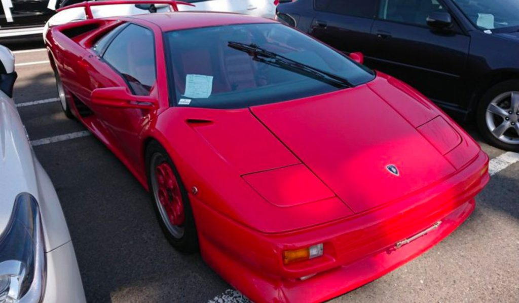 European Supercars from Japan, Part 2