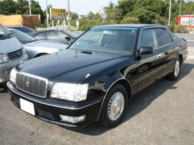 Toyota Crown Majesta Export from Japan Clean Car at very good price