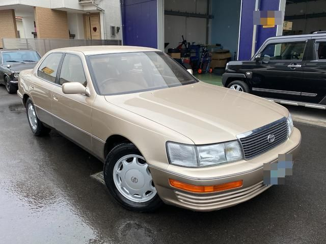 Buy 1994 Toyota Celsior Lexus LS400 from Jpaan self import with Japan Car Direct